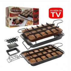 Tava pentru prajituri Perfect Brownie - Forma prajitura