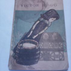 COSETTE DE VICTOR HUGO BOGAT ILUSTRATA IACOB DESIDERIU EDITURA TINERETULUI 1966 - Carte de povesti