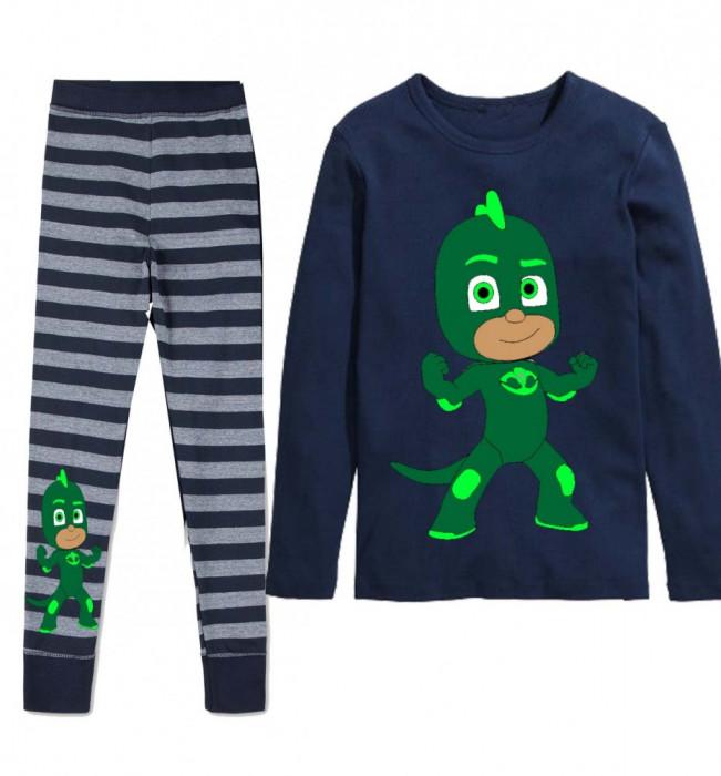Pijamale Sopi eroi in pijamale - Galerie foto