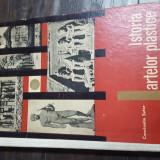ISTORIA ARTELOR PLASTICE de CONSTANTIN SUTER - Carte Istoria artei