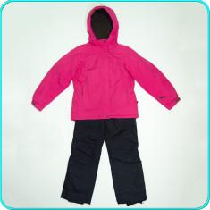CALITATE _ Costum ski / iarna, gros, impermeabil, CRANE _ fete | 11-12 ani | 152, Marime: Alta, Culoare: Din imagine