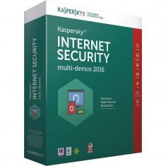 Securitate Kaspersky Internet Security Multi-Device 2016, 4 Device, 1 an, Retail, New license - Antivirus