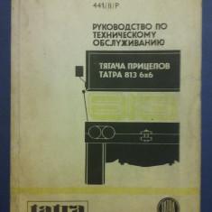 Descriere tehnica TATRA 813 6x6  / C55P, Alta editura
