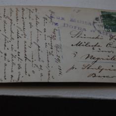 Bukowina circulatie Stulpicani, cenzura - Carte Postala Bucovina 1904-1918, Circulata, Printata