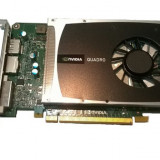 Placa Video nVidia Quadro 2000,1 Gb/ 128 bit, PCI-express,DVI, 2x Display Port