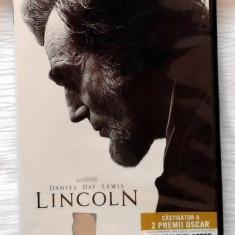 LINCOLN [2012] (ORIGINAL, IMPECABIL, ROMÂNĂ) - Film drama, DVD, Romana
