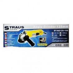 Polizor unghiular Straus Austria ST/AG125-155 1050W