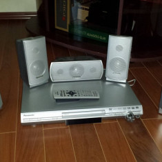 Home Cinema - Panasonic DVD Home Theater Sound System SA-HT335 - Sistem Home Cinema