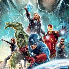 The Avengers - Power Poster