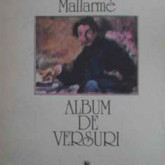 Album De Versuri - Stephane Mallarme, 386939 - Carte poezie