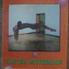 Cartea Misterelor O Antologie A Faptelor Stranii - Gregorian Bivolaru, 386976 - Carti Budism