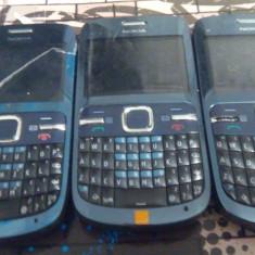 Nokia C3-00 (Orange) (lot 3 buc) - Telefon Nokia, Gri, Nu se aplica, Fara procesor