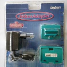 Incarcator baterie si adaptor pentru Gameboy Color și Gameboy (1342), Kit accesorii