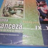 LIMBA FRANCEZA MANUAL CLASA IX-X