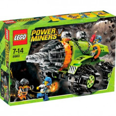 LEGO - Power Miners Thunder Driller #8960, 10-14 ani