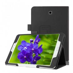 Husa Premium Samsung Galaxy Tab S2 VE T713, black - Husa Tableta Oem