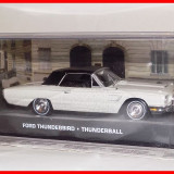 FORD THUNDERBIRD (scara 1/43) James Bond Collection, 1:43