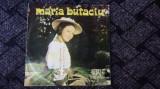 MARIA BUTACIU , VINIL FARA ZGARIETURI