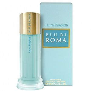 Laura Biagiotti Blu di Roma EDT 50 ml pentru femei