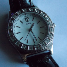 Ceas Guess -quartz de dama -741 - Ceas de mana