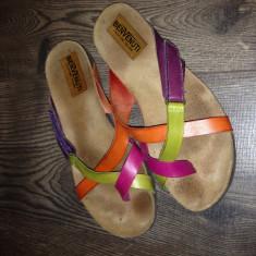 Sandale dama Benvenuti, Culoare: Multicolor, Marime: 37