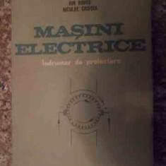 Masini Electrice - Colectiv, 535002 - Carti Electrotehnica