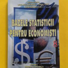 BAZELE STATISTICII PENTRU ECONOMISTI Mihai Korka - Carte de vanzari