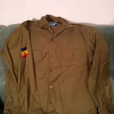 Camasa Garzile Patriotice, 1984, noua, cu eticheta, marimea 56
