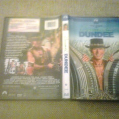 Crocodile Dundee (1986) - DVD - Film comedie, Engleza