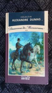 DOAMNA DE MONSOREAU- DUMAS , VOL 2 ,STARE FOARTE BUNA CA NOUA .
