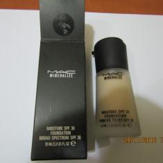 FOND TEN MAC MINERALIZE -30 ML ---SUPER PRET, SUPER CALITATE! C 30 - Fond de ten Mac Cosmetics