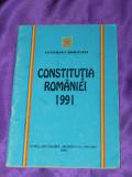 Constitutia Romaniei 1991 (f0108