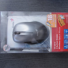 Mouse Genius DX-6810, USB, Optica