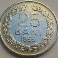 Moneda 25 Bani - ROMÂNIA (RP Romana), anul 1955 *cod 1901 - Moneda Romania