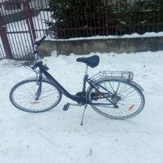 Bicicleta Navara venice - Bicicleta Dama, 28 inch, Numar viteze: 24