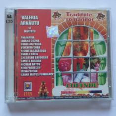 COLINDE, 1 CARCASA CU 2 CD-URI . - Muzica Sarbatori