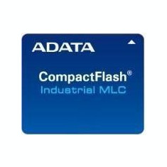 IPC39 MLC, Compact Flash Card, 4GB, -40 to +85C - Card Compact Flash