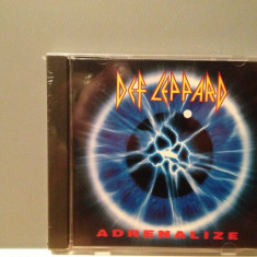 DEF LEPPARD - ADRENALIZE (1992/PHONOGRAM REC/GERMANY) - CD NOU/SIGILAT/ORIGINAL - Muzica Rock universal records