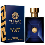Versace Versace Pour Homme Dylan Blue EDT Tester 100 ml pentru barbati, Apa de toaleta