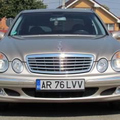 Mercedes E Klass E220 Elegance, 2.2 CDI Diesel, an 2004, Motorina/Diesel, 140000 km, 2148 cmc, Clasa E