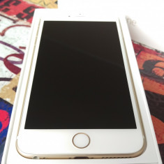 iPhone 6 Plus Apple 16Gb Gold, Auriu, Orange