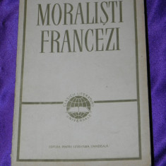 Moralisti francezi - Montaigne, Pascal, La Bruyere, Rochefocaud (f0112
