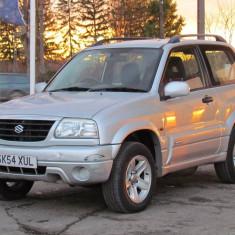 Suzuki Grand Vitara 4x4, 1.6 benzina, an 2004, BALENO, 88000 km, 1590 cmc