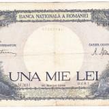 Bancnota 1000 lei 20 martie 1945 - Bancnota romaneasca
