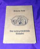 Wilhelm Busch Naturgeschichtliches alphabet 1930 (1824