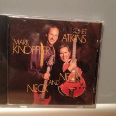 MARK KNOPFLER (ex Dire Straits) -NEK & NEK (1990/SONY)-CD NOU/SIGILAT/ORIGINAL - Muzica Rock Columbia