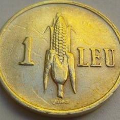 Moneda 1 Leu - ROMÂNIA, anul 1941 *cod 1953 - Moneda Romania