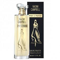 Naomi Campbell Pret a Porter EDT 30 ml pentru femei - Parfum femeie, Apa de toaleta, 35 ml