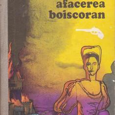 EMILE GABORIAU - AFACEREA BOISCORAN - Carte politiste