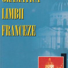 Corina Cilianu-Lascu - Gramatica limbii franceze - 584597 - Carte Literatura Franceza
